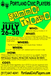 Summer Theater 2017